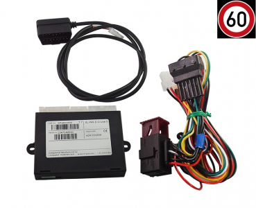 E-Cruise CAN P&P RSL Nissan Qashqai man. gear 2014-2017